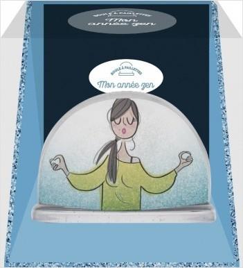 Boule à paillettes – Mon année zen