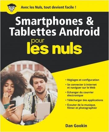 Les smartphones et les tablettes Android Pour les Nuls