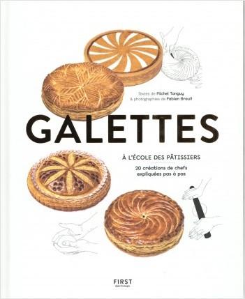 Galettes - à l'école des pâtissiers