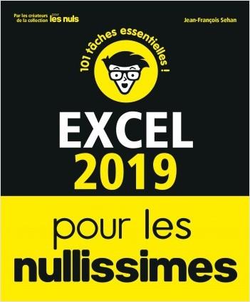Excel 2019 pour les nullissimes