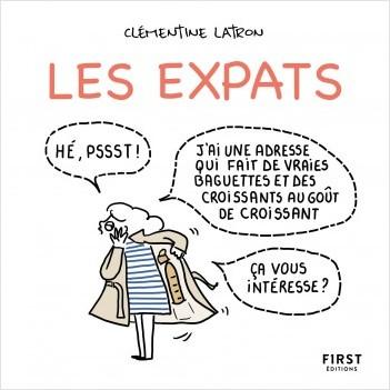 Les expats - Une BD juste et drôle sur la vie à l'étranger et les clichés français !