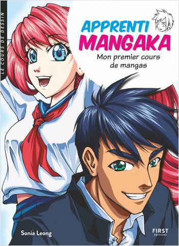 Apprenti mangaka - le guide interactif pour apprendre à dessiner des mangas