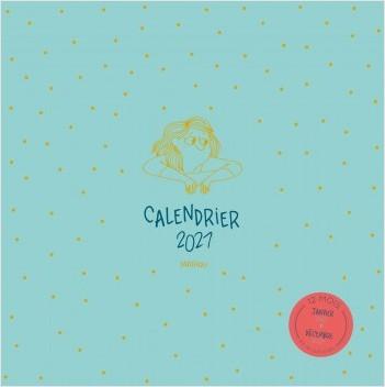 Calendrier mural Mathou 2021