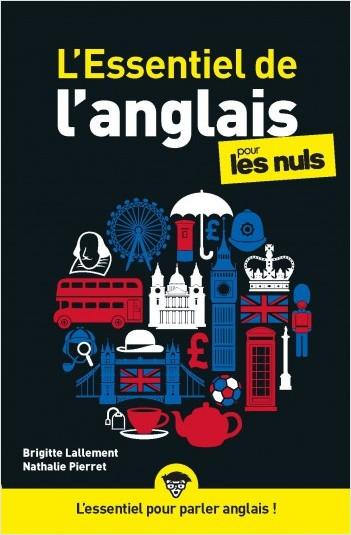 L'Essentiel de l'anglais pour les Nuls, poche, 2e éd.