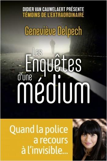 Les Enquêtes d'une médium - quand la police a recours à l'invisible