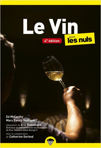 Le Vin pour les Nuls, poche, 4e éd
