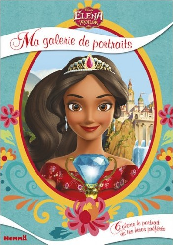 Disney Elena d'Avalor - Ma galerie de portaits