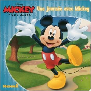 Disney Mickey et ses amis - une journée avec Mickey