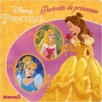Disney Princesses - Portraits de princesses