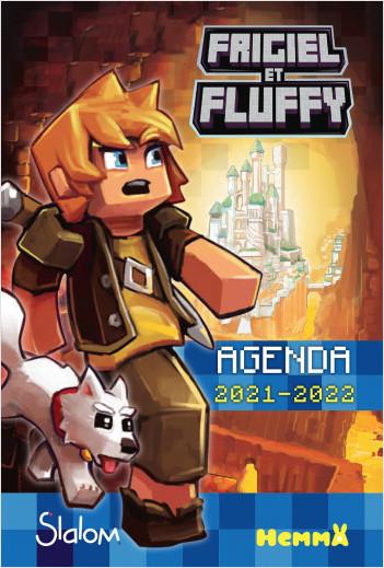 Frigiel et Fluffy - Agenda scolaire 2021-2022 - dès 8 ans
