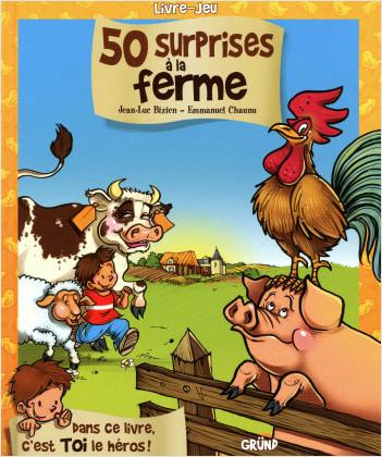 50 surprises à la ferme - nouvelle édition