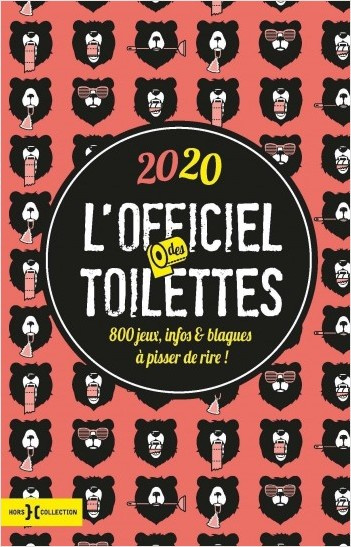 L'Officiel des toilettes 2020