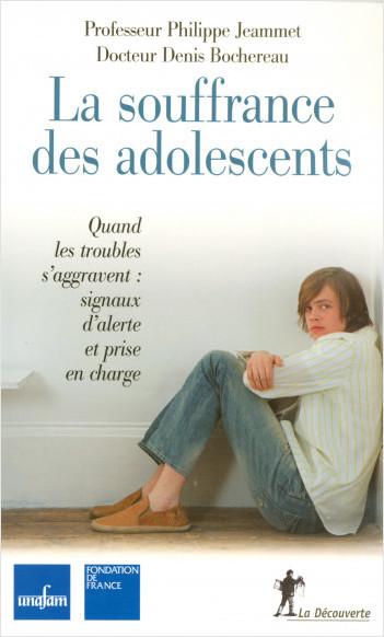 La souffrance des adolescents