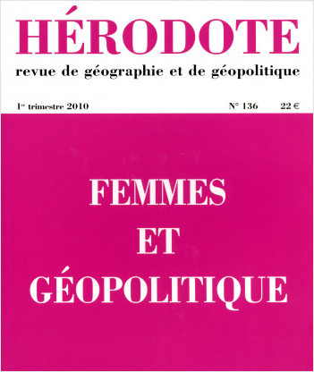 Femmes et géopolitique