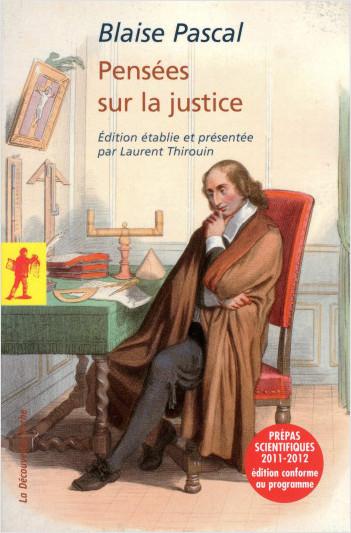 Pensées sur la justice