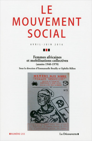 Femmes africaines et mobilisations collectives (1940-1970)