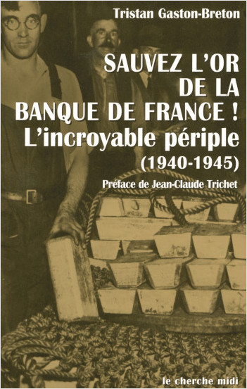 Sauvez l'or de la banque de France !
