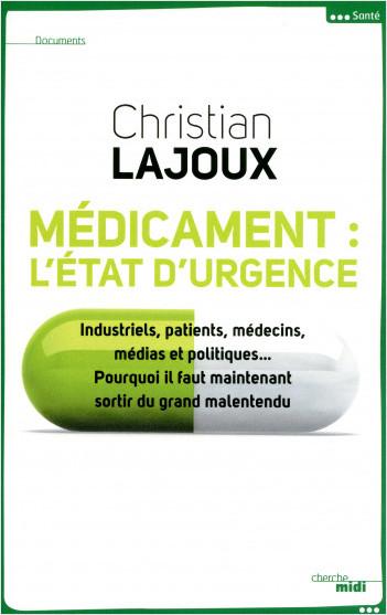 Médicament : l'état d'urgence