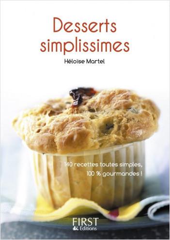 Le Petit Livre de - Desserts simplissimes