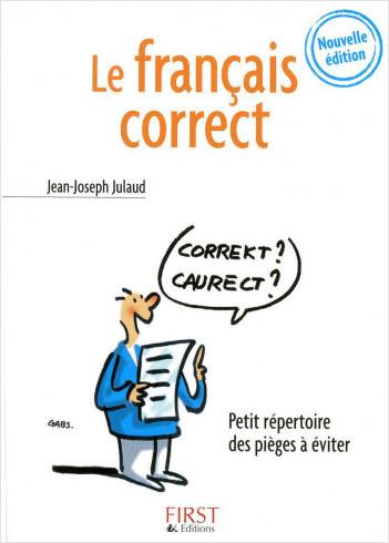 Le Petit livre de Français correct Ed 2009