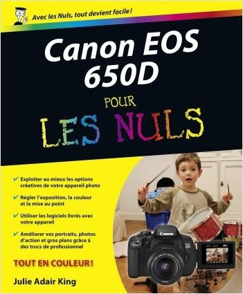 Canon EOS 650D Pour les Nuls