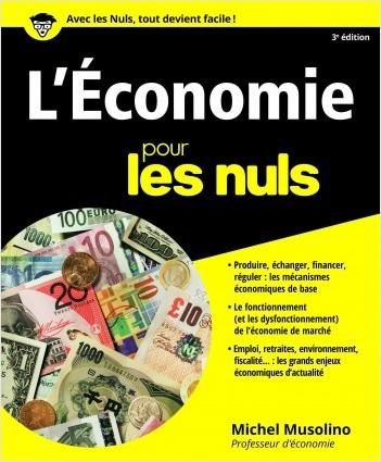 L'économie Pour les Nuls, 3ème édition