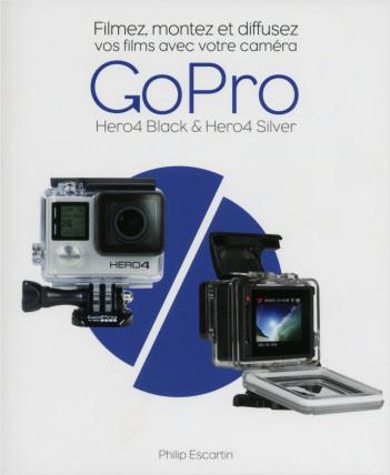 Filmez, montez et diffusez vos films avec votre Caméra GoPro