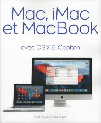 Mac, iMac & MacBook