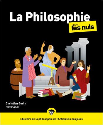 La Philosophie pour les Nuls, grand format, 3e éd.