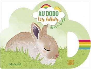 Au dodo les bébés dans le jardin