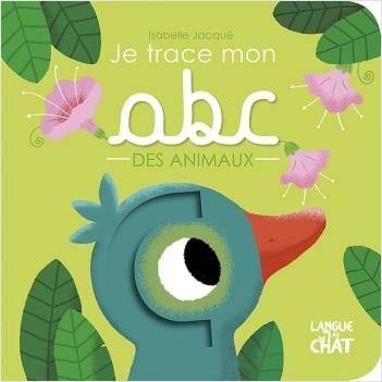 ABC des animaux - Chemin de doigt