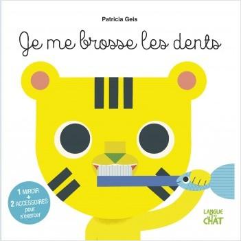 Je grandis - Je me brosse les dents - Eveil avec accessoires carton offerts - Dès 3 ans