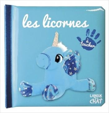 Bébé touche-à-tout - Les licornes