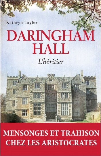 Daringham hall - tome 1 L'héritier