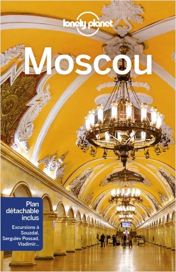 Moscou City Guide - 3ed