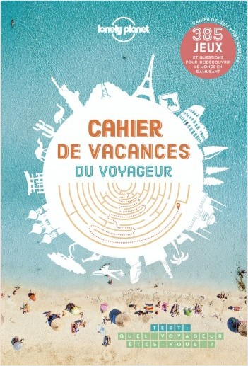 Cahier de vacances  Lonely Planet