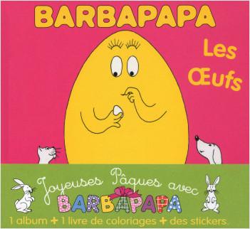 Barbapapa - Joyeuses Pâques
