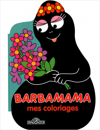 Barbamama - Mes coloriages