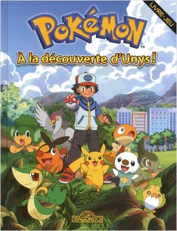 Cherche et Trouve Pokemon