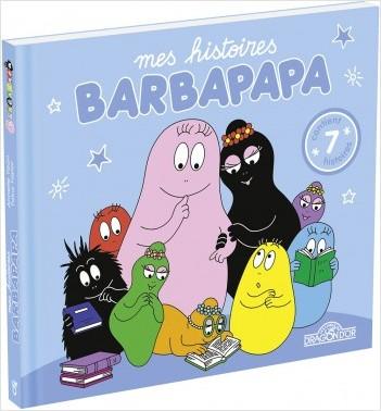 Mes histoires Barbapapa (bleu) - 7 histoires de Barbapapa - Dès 2 ans