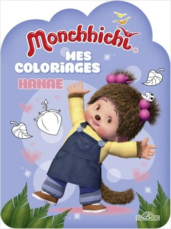 Monchhichi - Mes coloriages - Hanae