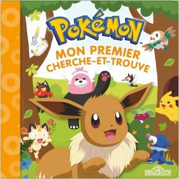 Pokémon - Mon premier cherche-et-trouve - Évoli