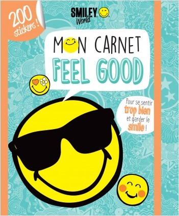 Smiley - Mon carnet feel good