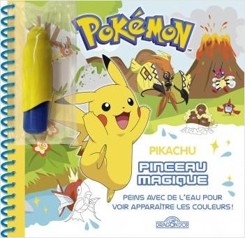 Pokémon - Pinceau magique - Pikachu