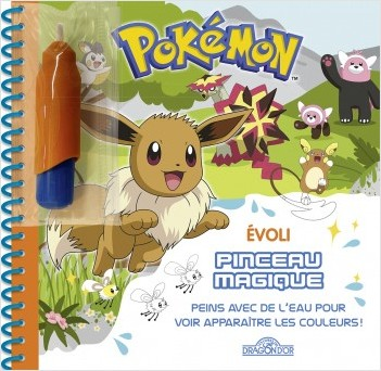 Pokémon - Pinceau magique Évoli