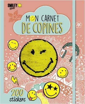 Smiley - Mon carnet de copines NE