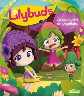 Lilybuds - Le concours de papillons