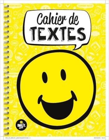 Smiley - Cahier de textes 2019-2020