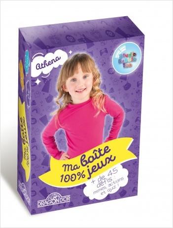 Studio Bubble Tea - Ma boîte 100% jeux (Athena)