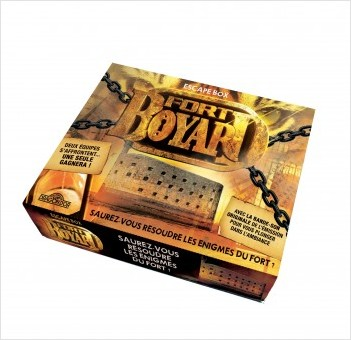 Fort Boyard - Escape Box
